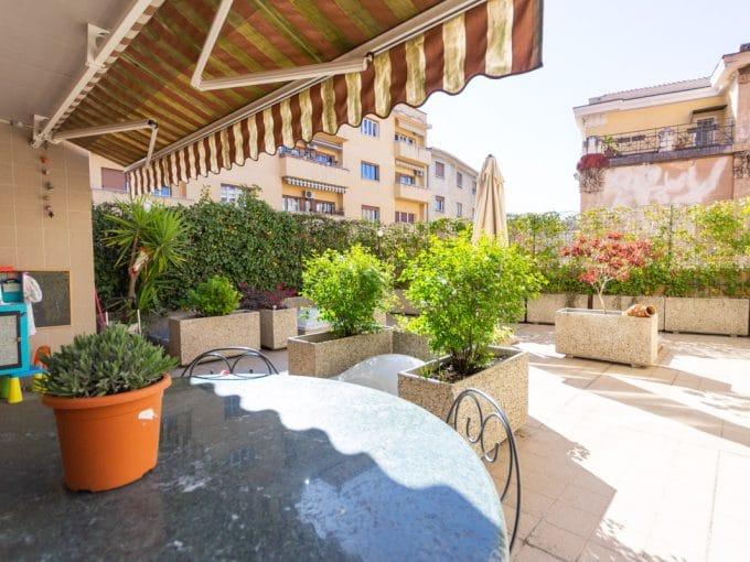 F. SEVERO | Appartamento in zona ben servita, con terrazzo di 65 mq