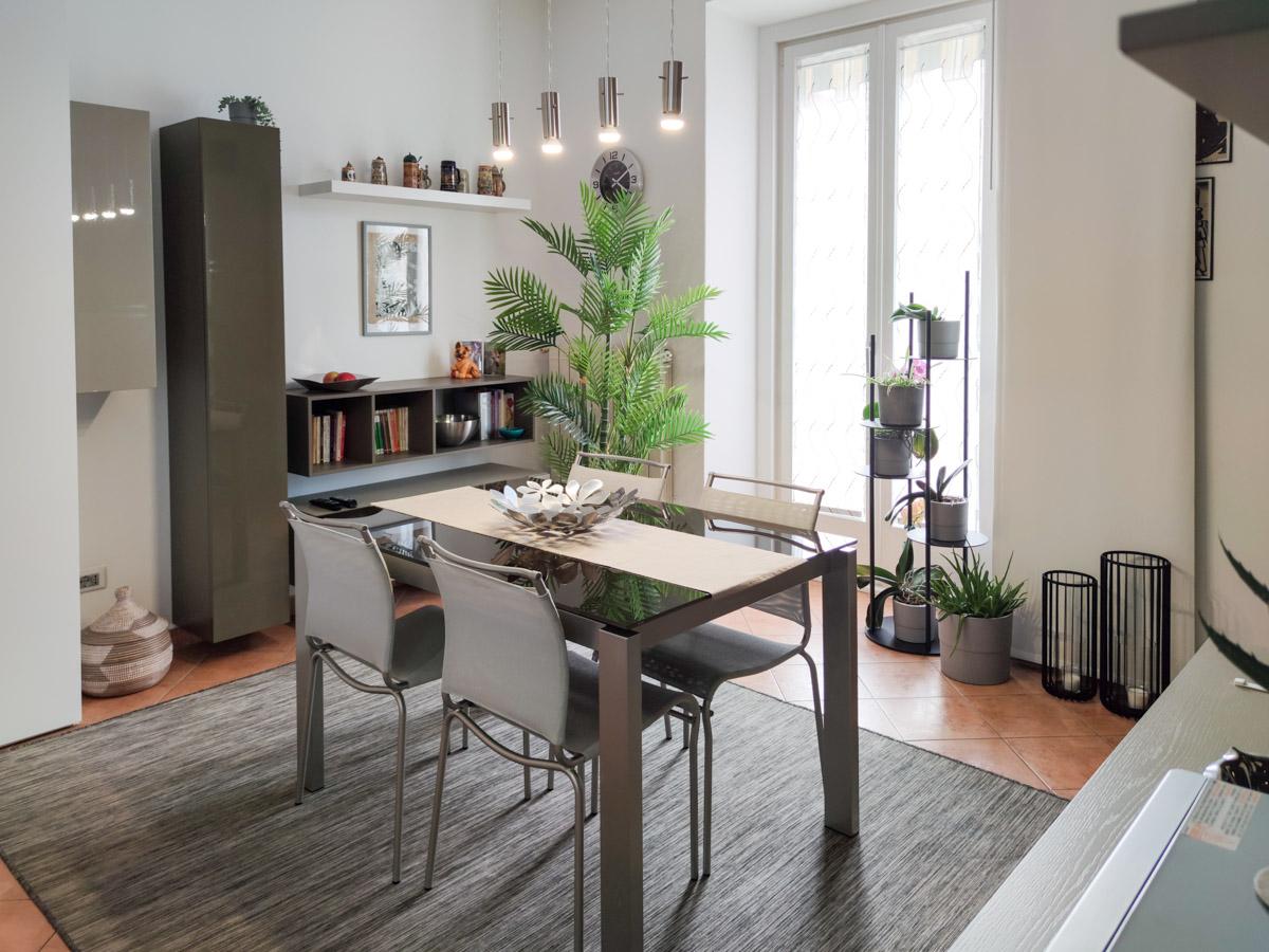 S. GIOVANNI | Appartamento luminoso, con tripla esposizione, comprensivo di box auto