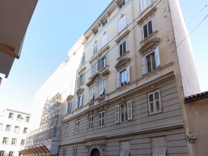 PALLADIO | Appartamento in zona centrale semi ammobiliato con contratto agevolato 3+2